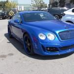 青の車のおすすめなカスタムは?おしゃれなカスタム例をご紹介!