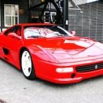 フェラーリではF355を!特徴や乗っている有名人は?中古車価格は?