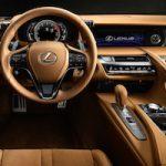 LC500、LC500hの内装画像!色の種類やデザイン、特徴のご紹介!