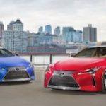 レクサス LC500とLC500hの価格や値引き額、性能や燃費、両者の違いは?