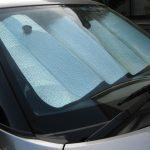 車のサンシェードを自作!作り方の手順、おすすめな道具のご紹介!