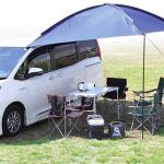 車の屋根にテントを!おすすめのルーフテントをランキングで紹介!