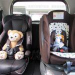 軽自動車でチャイルドシートを2台つける位置やおすすめのシートは?