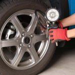 軽自動車のタイヤの空気圧ってどのぐらいが標準?高めがいい理由は?