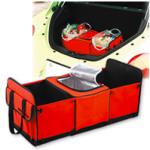 車のトランクの収納ボックスでおすすめなのは?ラックやケースが人気?
